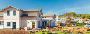 Urlaub im Haus Seeadler auf Rügen im Ostseebad Sellin