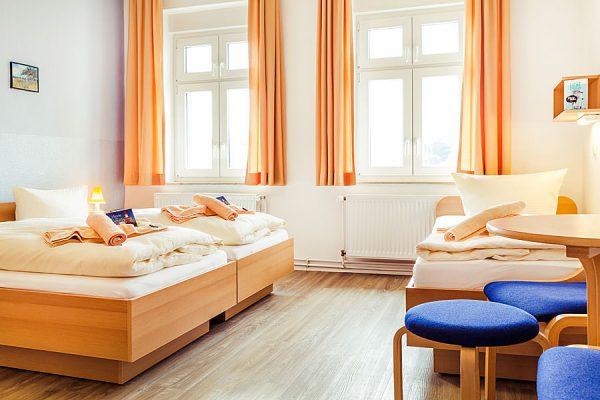 Christliche Unterkünfte in Thiessow auf Rügen im Haus Ostsee