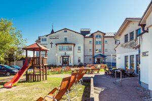 Urlaub im Ostseebad Sellin - Ferienwohnungen im Haus Seeadler auf Rügen